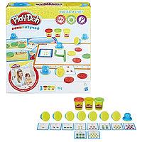 """Hasbro Play-Doh B3406 Игровой набор """"Цифры и числа"""""""