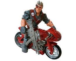 """TheCorps 6"""" Фигурка Супер-солдата с транспортным средством, 15см, 2 вида в асс"""