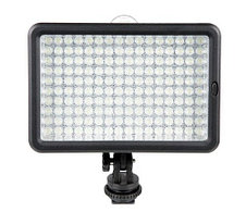 Накамерный прожектор LED-5020 + аккумулятор + зарядка, фото 2