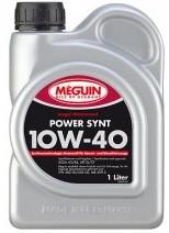 Моторное масло MEGUIN Power Synt 10w40 1 литр