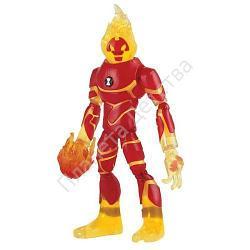 Ben 10 Фигурка 28 см Человек-огонь