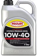 Моторное масло MEGUIN  Moto Sint Premium Diesel 10w40 5 литров