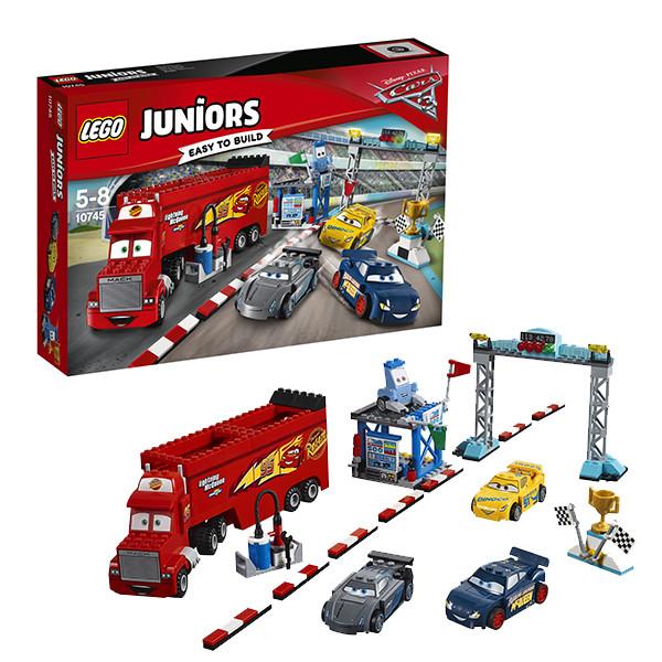 """Lego Juniors Финальная гонка """"Флорида 500"""" 10745"""