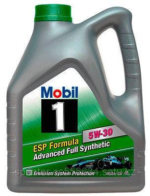 Моторное масло MOBIL-1  ESP FORMULA 5w30 4 литра