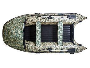 Моторная лодка ПВХ GLADIATOR E 420 CAMO Air с НДНД