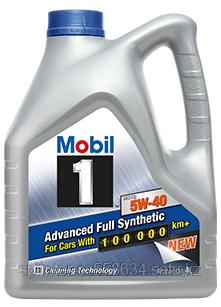 Моторное масло MOBIL-1 FS X1 5w40 4 литра