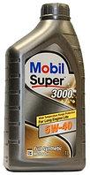 Моторное масло Mobil Super 3000 5w40 1 литр