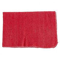 Салфетка для пола х/б красная 500*700 мм //ТМ Elfe/Р