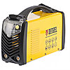 Сварочный аппарат инверторный 200 Ампер, дуговой сварки ММА-200ID, ПВР 60%, DENZEL 94347