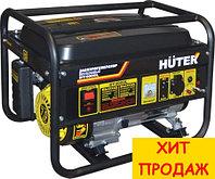 Электрогенератор бензиновый HUTER DY4000L 3 кВт