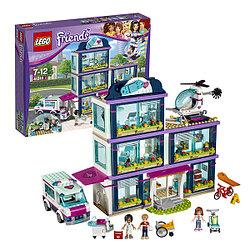 Lego Friends 41318 Клиника Хартлейк-Сити