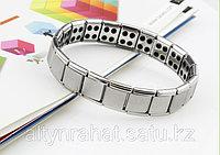 Энергетический стальной браслет с германием, фото 1