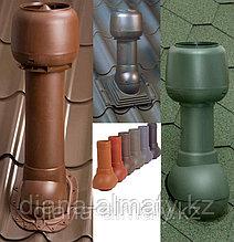 Вентиляционный выход на металлочерепицу (зеленый)