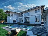 Дизайн частного жилого дома, фото 2