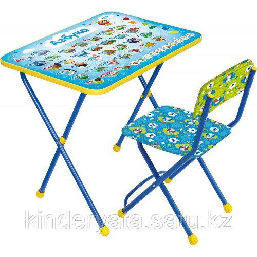 НИКА Набор детской мебели АЗБУКА