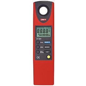 UT381 Измеритель освещенности (люксметр) цифровой UNI-T В Госреестре СИ РК