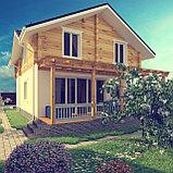 Дизайн-проект экстерьера жилого дома, фото 2