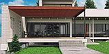Дизайн экстерьера индивидуального жилого дома, фото 3
