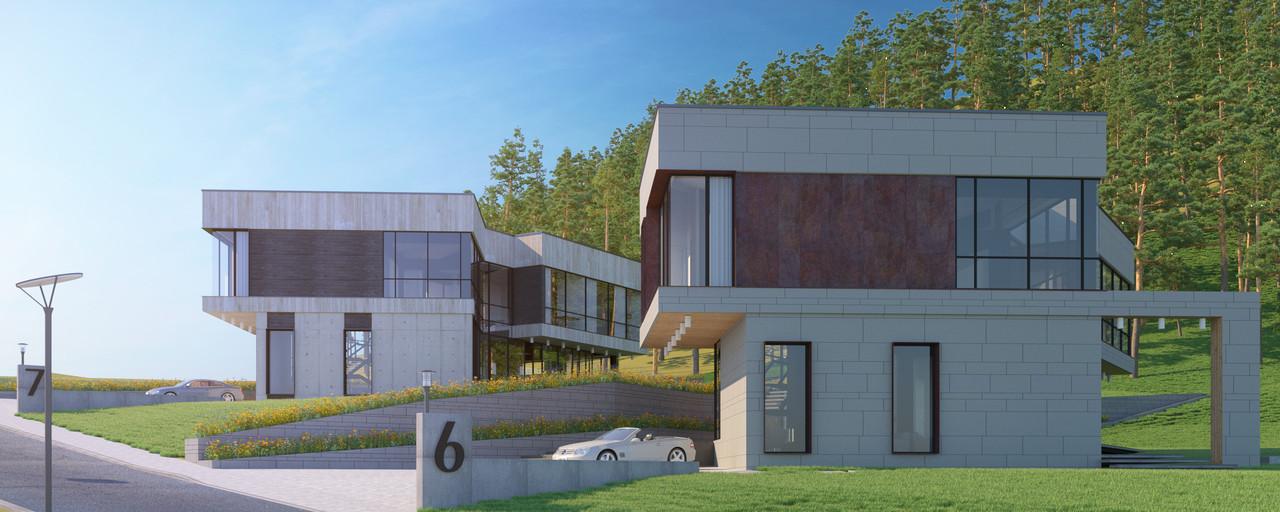Проектирование и разработка индивидуального жилого дома
