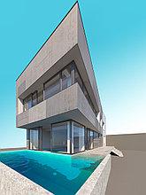 Проект-дизайн жилого дома