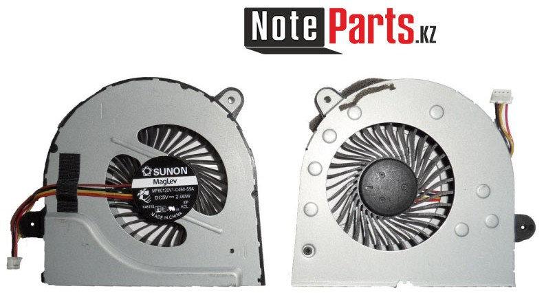 Вентилятор (кулер) для ноутбука Lenovo IdeaPad G500s, G505s, фото 2
