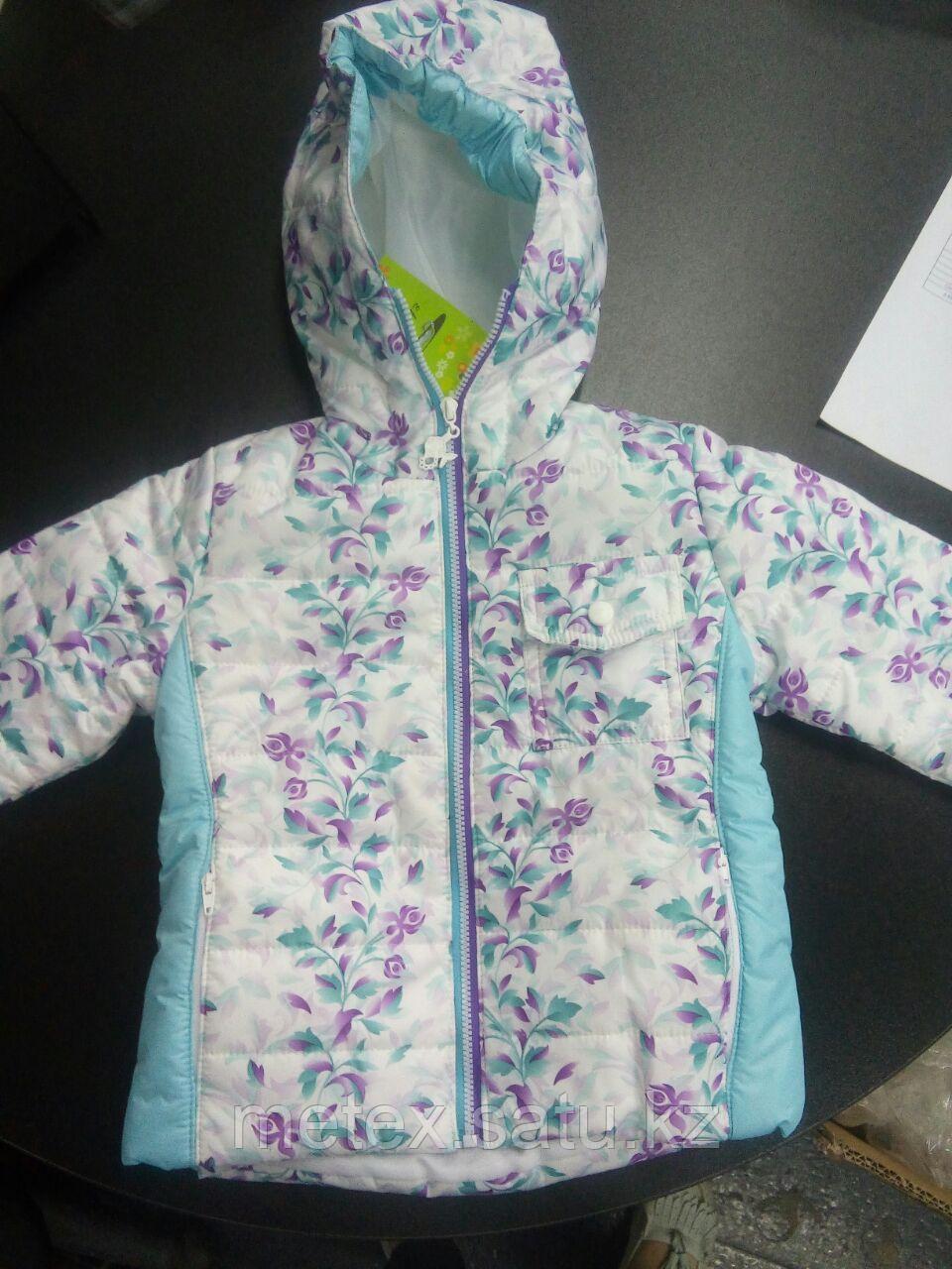 Куртка детская пр-ва Казахстан - фото 4