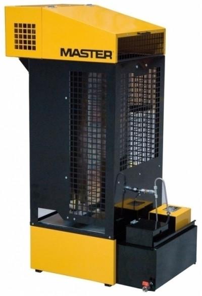 Нагреватели на отработанном масле Master