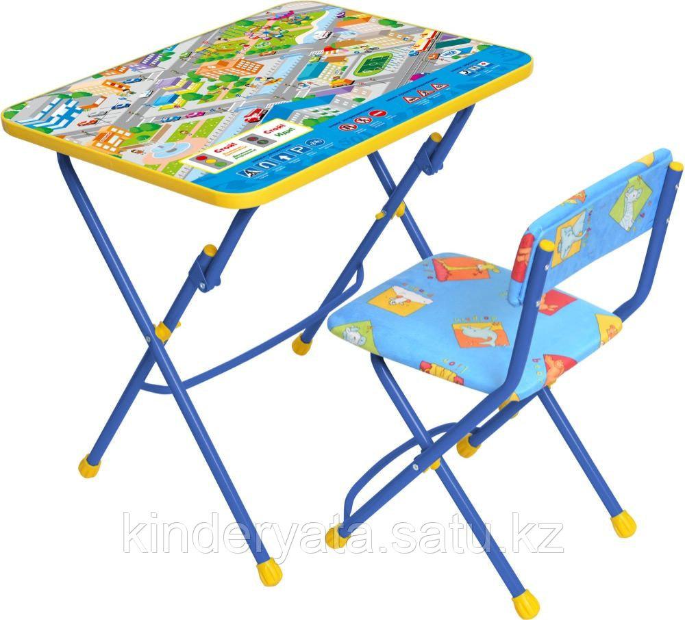 НИКА Набор детской мебели Правила дорожного движения