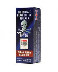 Масло для бороды Cuban Blend для мужчин