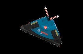 Лазерный уровень и квадрат Bosch GTL2