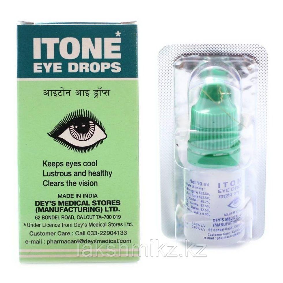 Глазные капли «Айтон»
