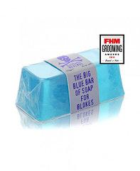 Универсальное мыло синего цвета для мужчин THE BLUEBEARDS REVENGE