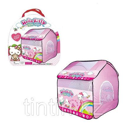 """Детская палатка домик """"Hello Kitty"""" 109х103х116см, A999-208, фото 2"""