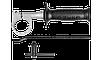 Дрель удар, ЗУБР Профессионал ЗДУ-850 ЭРММ2, реверс, мет. корпус редуктора, патрон 13 мм, реверс, 0-2800, фото 4