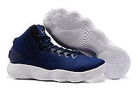 баскетбольные кроссовки Nike Lunar Hyperdunk 2017 синие