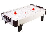 Настольный аэрохоккей игра, хоккей