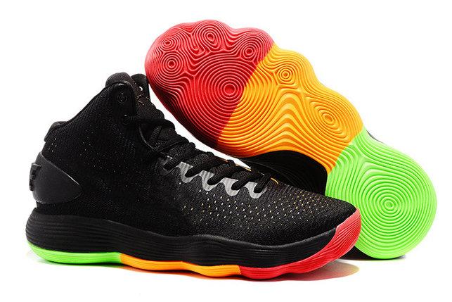 Баскетбольные кроссовки Nike Lunar Hyperdunk 2017 , фото 2