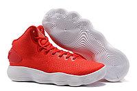 Баскетбольные кроссовки Nike Lunar Hyperdunk 2017 красные