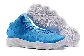 Баскетбольные кроссовки Nike Lunar Hyperdunk 2017 Blue