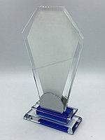 Награда стеклянная для сублимации (h 20см)
