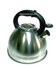Чайник со свистком  Fissman, 4 литра