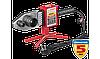 """Сварочный аппарат ЗУБР """"МАСТЕР"""" для полипропиленовых труб, 800 Вт, 50- 300 С, насадки 20, 25, 32, 40 , 50, 63м"""