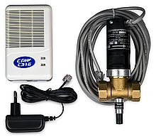 Система Автономного Контроля Загазованности DN65 (СН4) два порога СД
