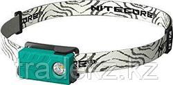 Фонарь налобный светодиодный NITECORE NU20 green, с аккумулятором