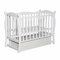 Детская кроватка Антел Северянка 2 Белый, фото 1