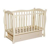 Детская кроватка Антел Северянка 2 Слоновая кость, фото 1