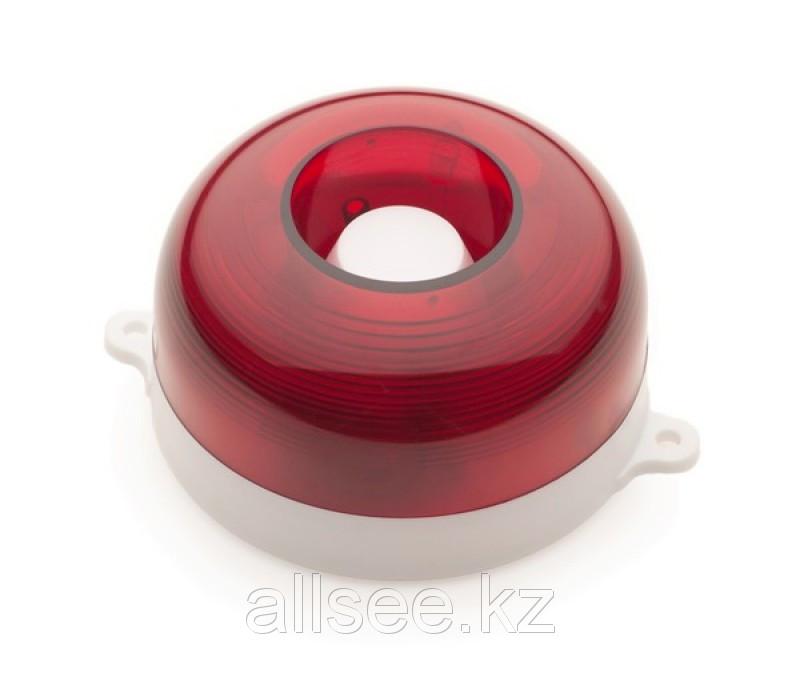 Маяк 12КП -  оповещатель свето-звуковой (сирена со стробоскопом)