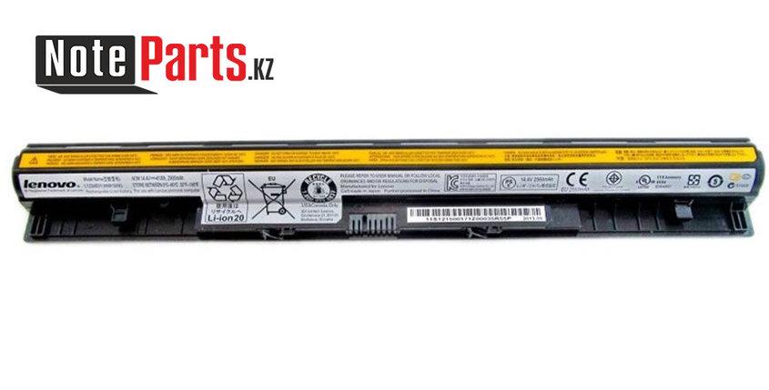 Аккумулятор для ноутбука Lenovo (L12S4E01 ) G500s (совместим с 14,4 В), фото 2