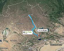 Грузоперевозки Астана-Алматы