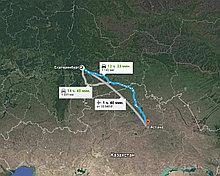 Грузоперевозки Екатеринбург-Астана